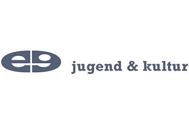 e9 jugend & kultur Logo