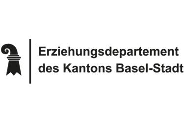 Erziehungsdepartement des Kantons Basel-Stadt Logo