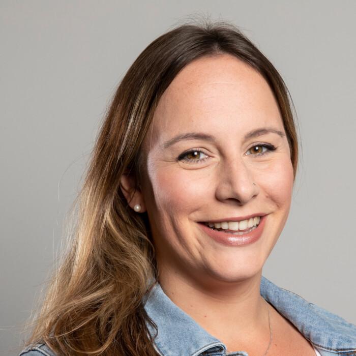Metawechsel Team Lea Blattner Portrait
