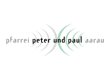 Pfarrei Peter und Paul Aarau Logo