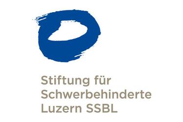 Stiftung für Schwerbehinderte SSBL Logo